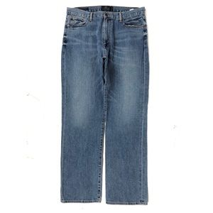Lucky Brand 181 Relaxed Straight Jeans Mens
